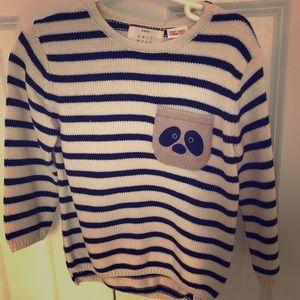 NWT Zara Kid's Sweater, size 2/3T